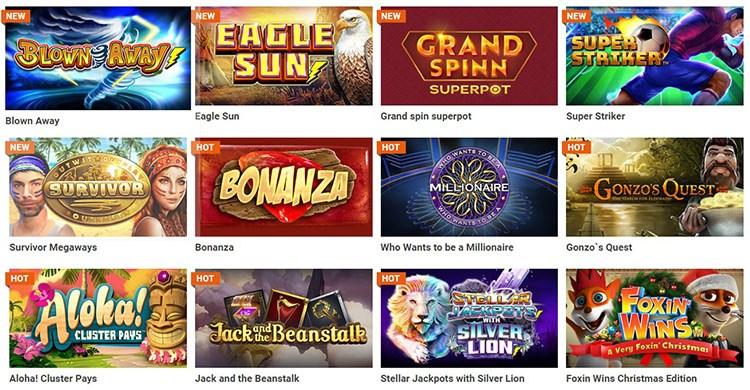luckia casino slots