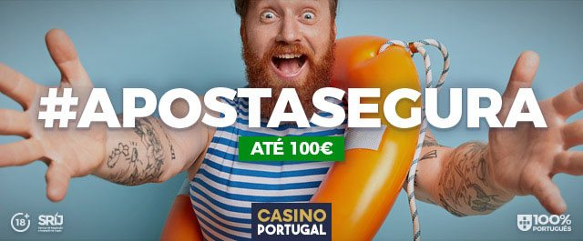 casino portugal bonus boas vindas