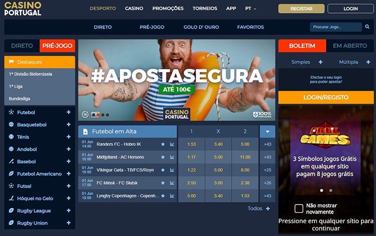 casino portugal opinião