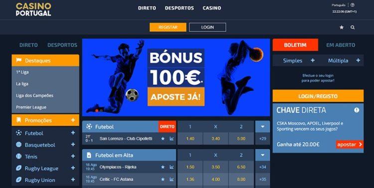 melhores sites de apostas casino portugal