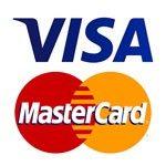 visa mastercard metodos pagamento