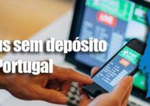 Bónus sem depósito em Portugal